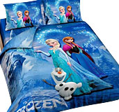 Frozen Printed Bedding Sets
