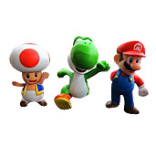 Super Mario Action Figures