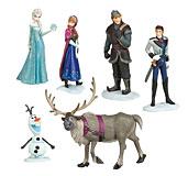 Frozen Action Figures
