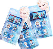 Frozen Character Stampers