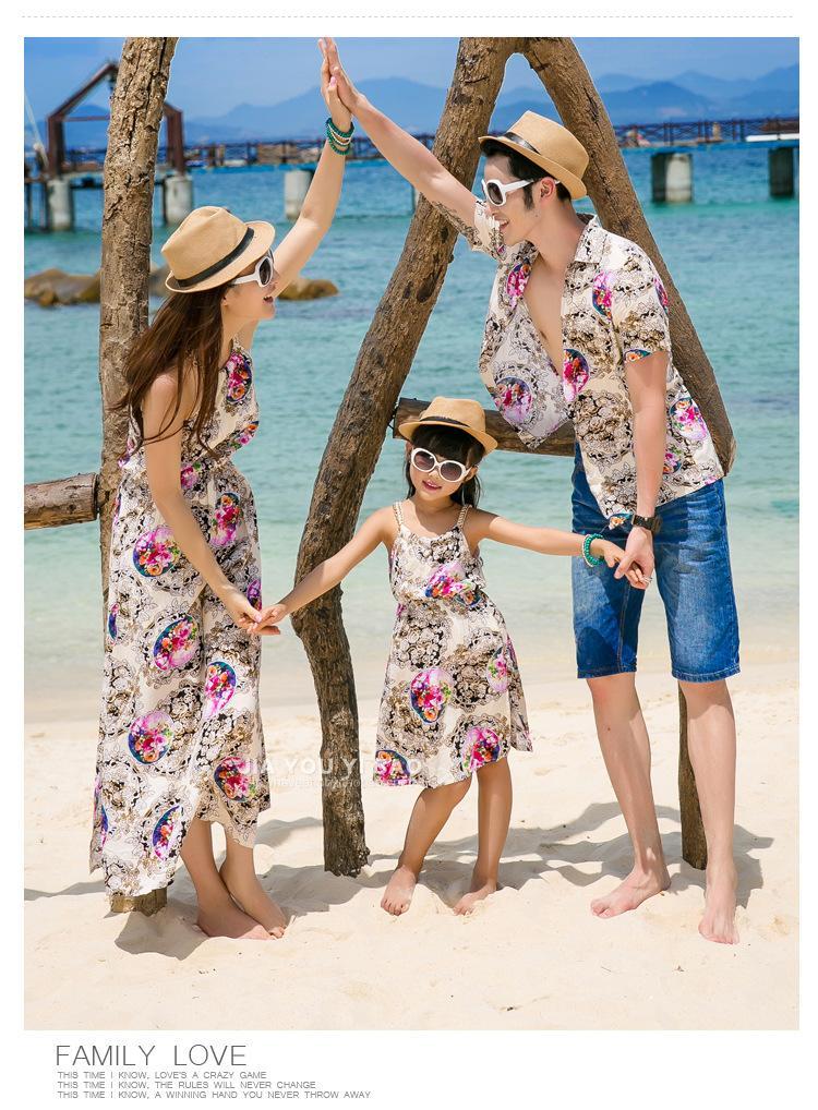 Family Dress Alikes