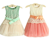 Girls' Lace Tutu Dresses