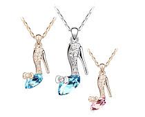 Cinderella Crystal Necklaces