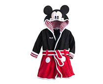 Children's Mickey Towels Robes