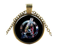 Avengers 2 of Ultron 2015 Fashion Necklaces