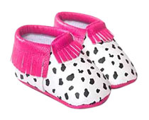 Baby Moccasins Soft Leather Shoes
