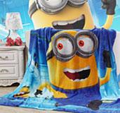 Minnions Blankets