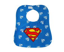 Babies' Superhero Bibs