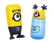 Kids' Cartoon Water Bottles