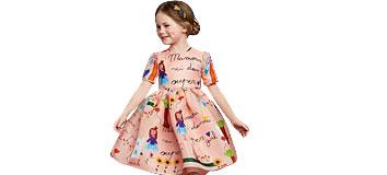 Girls' Stylish Dresses