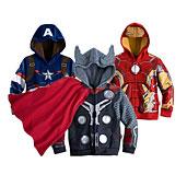 The Avenger Hoodies