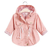 Цветочные Куртки Для Девочек