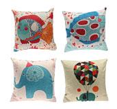Cartoon Pillows