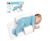 Newborn Sleeping Positioner Anti Roll Pillows