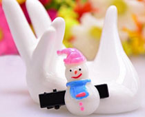 Children's Christmas Hairpins
