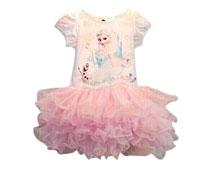 Frozen Tutu Ruffle Dresses