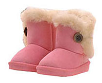 Girls' Winter Snow Boots