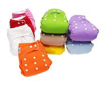 Adjustable Baby Cloth Diaper Nappy