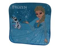 Frozen Face Towel