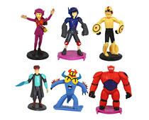Big Hero 6 Action Figure Sets