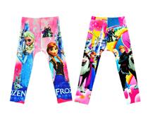 Frozen Pattern Leggings