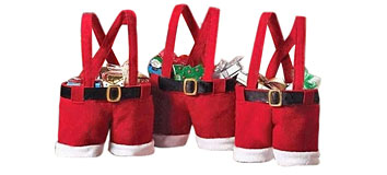 Christmas Candy Gift Bags