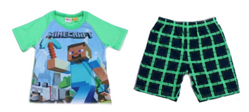 Minecraft Outfit Sets