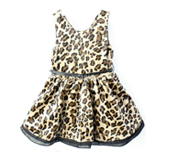 Girls' Leopard Dresses