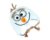 Snowman Crochet Hats