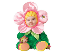 Flower Cosply Costume