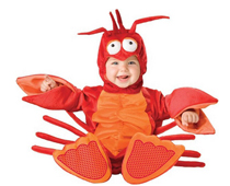 Lobster Cosplay Costume