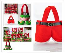 Santa Claus Candy Bags