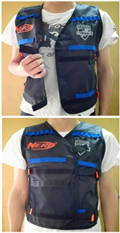 Nerf and Nerf Jacket