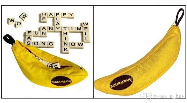 Bananagram Game