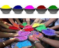 Sprinkle Colorful Powder