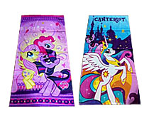 My Little Pony Bath Towel