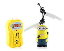 Despicable ME RC Helicopters