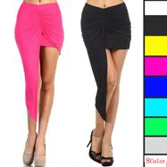 Mini Fold Skirts