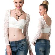 Flora Lace Shirts