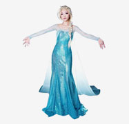 Frozen Elsa Dress