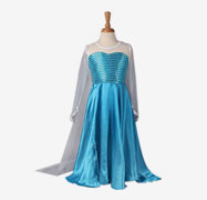Frozen Elsa Dress For Girls