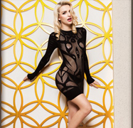 Mesh Lace Bdsm Body Stocking