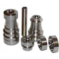Domeless Titanium Nail 14 & 18 mm