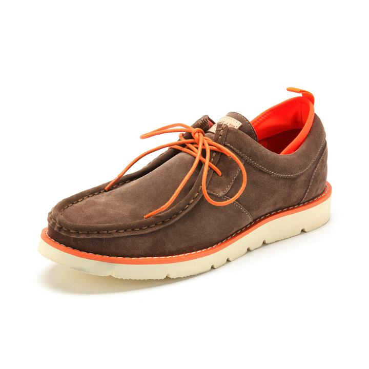 ST&SAT MEN'S BRAND Male many colours lace up shoes