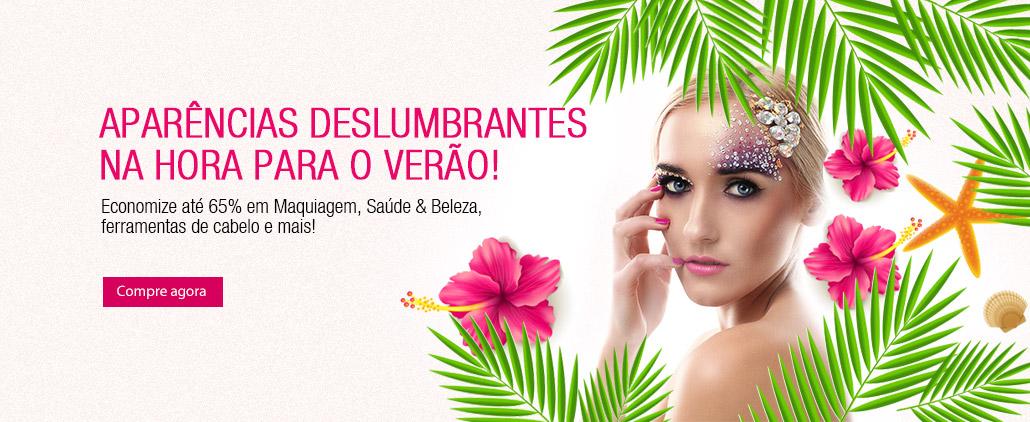 comprar produtos de beleza baratos a partir on-line
