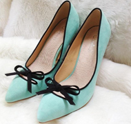 Candy Color Dress Shoes