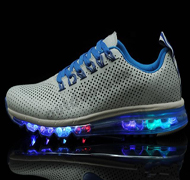 Glow In Dark Sports Shoes