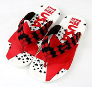 Pattern Summer Men Beach Shoes
