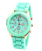 Candy Jelly Silicone Watches