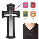 Cross Necklace Spy Camera